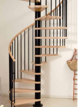 How To Build A Spiral Staircase Extreme How To | 9 Foot Spiral Staircase | Stair Railing | Mylen Stairs | Stairway | Stair Parts | Staircase Railings