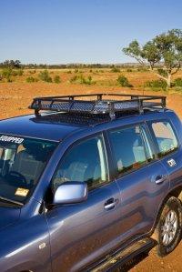 200 Series Landcruiser Roof Rack by TJM [TJMU ...