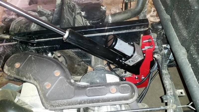 Utility Trailer Wire Diagram Kawasaki Mule 4000 4010 Bed Lift