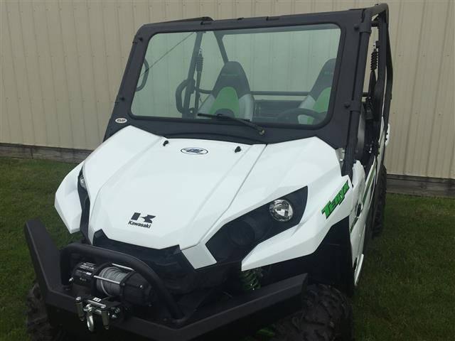 18 Kawasaki Teryx Laminated Glass Windshield