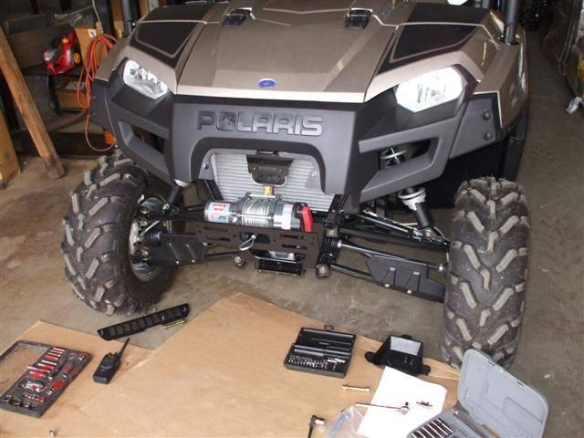 John Deere Gator Wiring Diagram Ranger Winch Mounting Plate