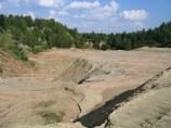 Zn-Pb mine waste site, Boleslaw, southern Poland. Photo from Ewa Maria Przedpełska-Wąsowicz