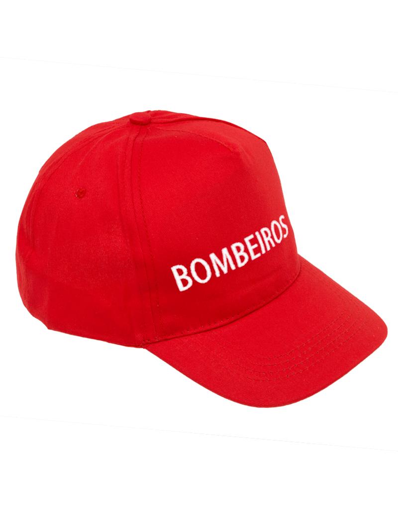 Kit Bombeiro Civil Calça Tática + Camiseta Bombeiro + Boné