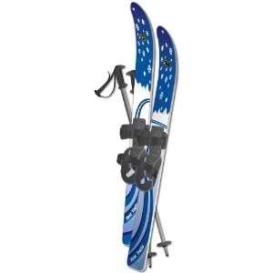 Lucky Bums Skiis