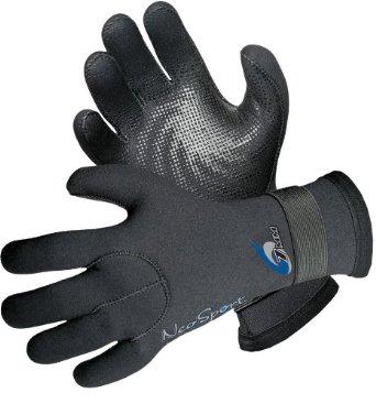 NeoSport dive gloves