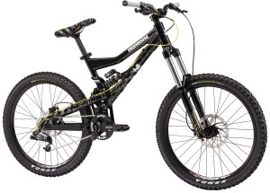 Mongoose Pinn'r Apprentice Dual Suspension Mountain Bike