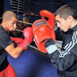 focus mitts drill
