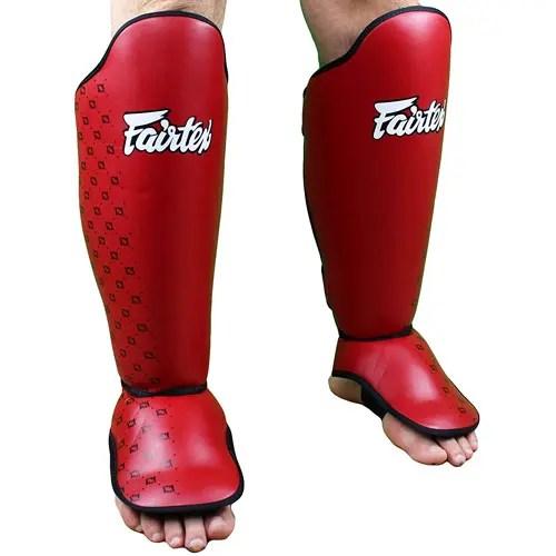 Venum Challenger Standup Leather MMA Kickboxing ShinGuards Fairtex Hayabusa RDX