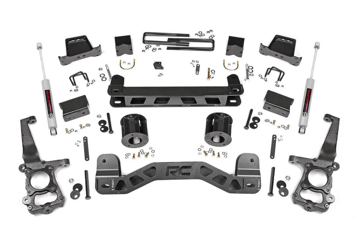 6 Ford Suspension Lift Kit F 150 2wd