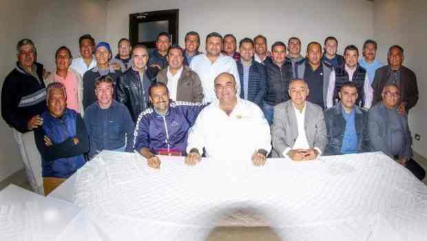 Reunión HISTÓRICA de ex Correcaminos