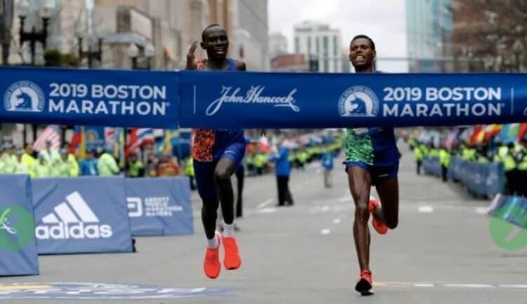 Maratón de Boston fue cancelado por primera vez en 124 Años