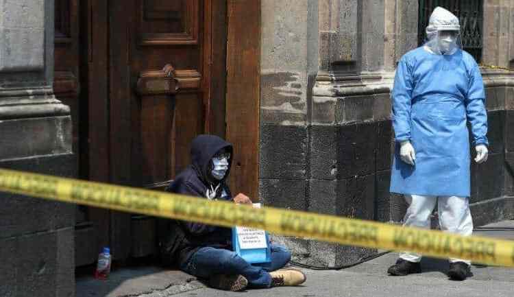 México superó los 80 Mil infectados por Coronavirus; muertes superan los 9 Mil