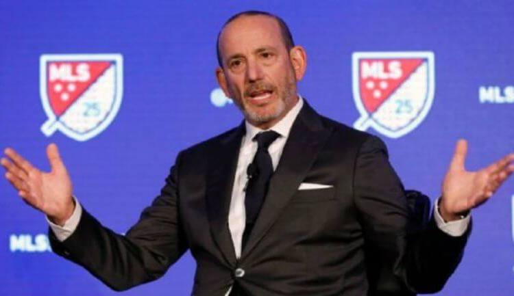 Don Garber: 'MLS está horrorizada por el caso George Floyd'