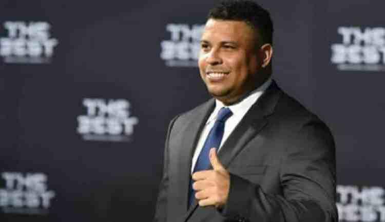 Ronaldo Nazario: El fenómeno mostró su rechazo al racismo