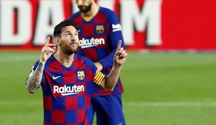 Lionel Messi duerme en un colchón que elimina el Coronavirus