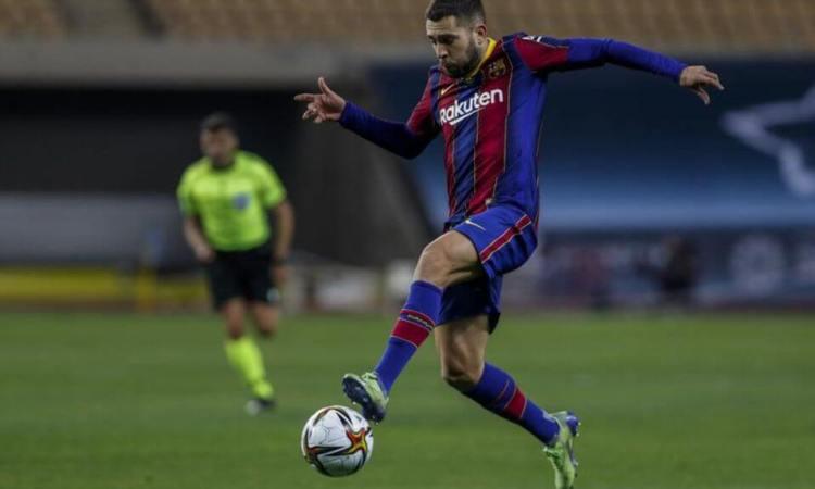 Soy de los jugadores más odiados del futbol: Jordi Alba