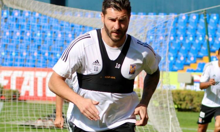 Gignac superó lesión y está listo para el Mundial de Clubes