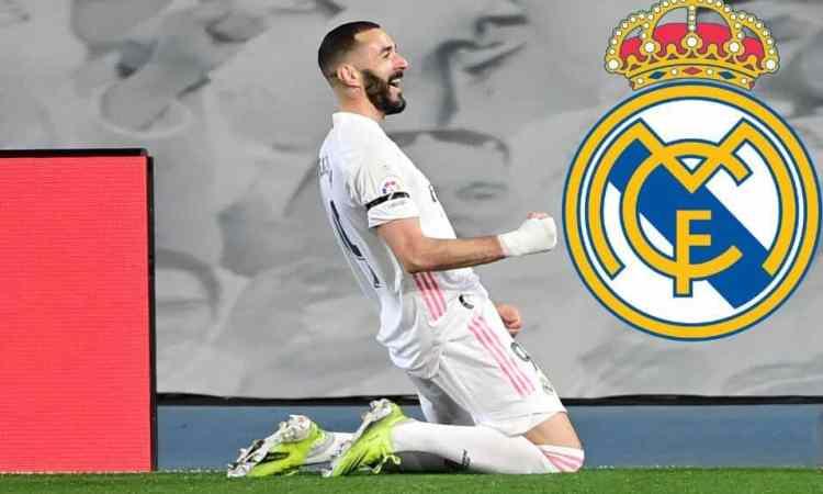 ¡Justicia divina! Karim Benzema renovaría con el Real Madrid hasta 2023