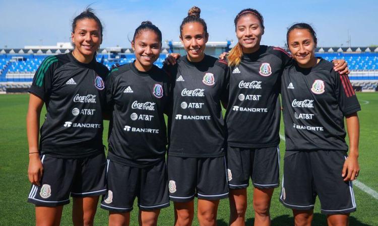 El Tri Femenil se mantiene en el lugar 28 del Ranking FIFA