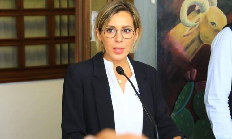 Se va Pilar Gómez del Ayuntamiento de Victoria