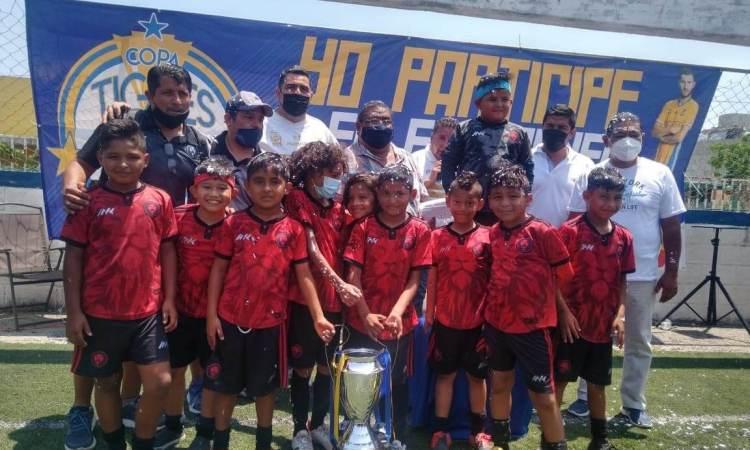 Leones conquista la Copa Tigres