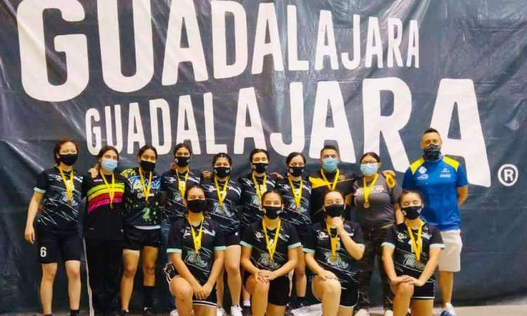Tamaulipas Bicampeón de Handball Femenil