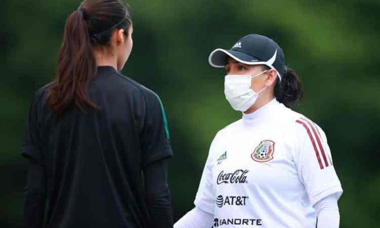 Con regreso de Katty Martínez, Tri Femenil da convocatoria para amistoso con EE.UU.