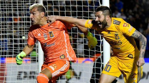 CINCO JUGADORES DE TIGRES ENTRE EL TOP 10 DE LA LIGA MX EN FIFA22