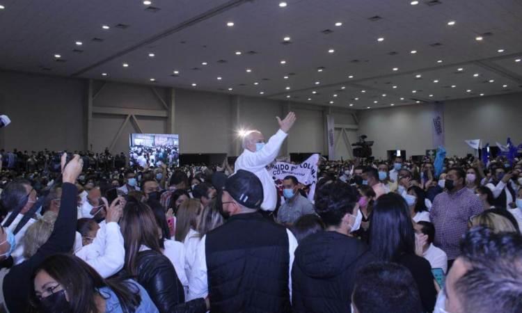 Piden a Cesar Verastegui que encabece el proyecto de Todos por Tamaulipas