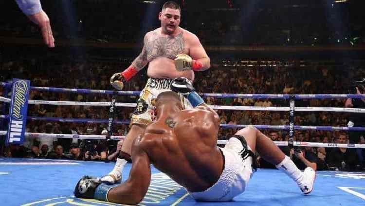 Tengo que quitarle el cinturón: Andy Ruiz quiere pelear contra Fury
