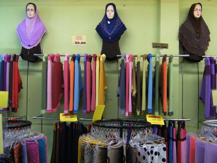 Comercio musulman, Malasia