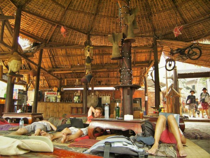 Cafe Utopia, Luang Prabang