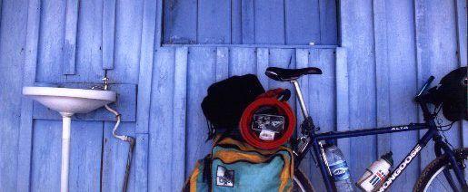 Detalle de bicicleta