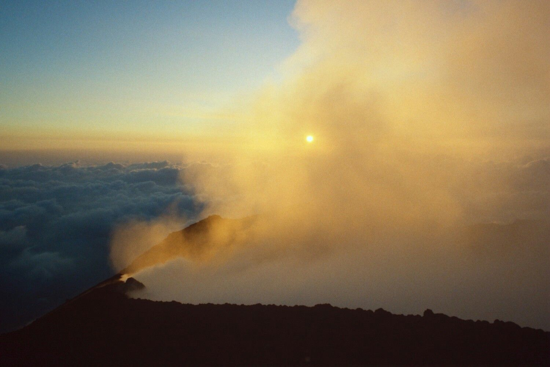 Volcán Pacaya, Guatemala