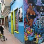 Are en la calle Bogotá