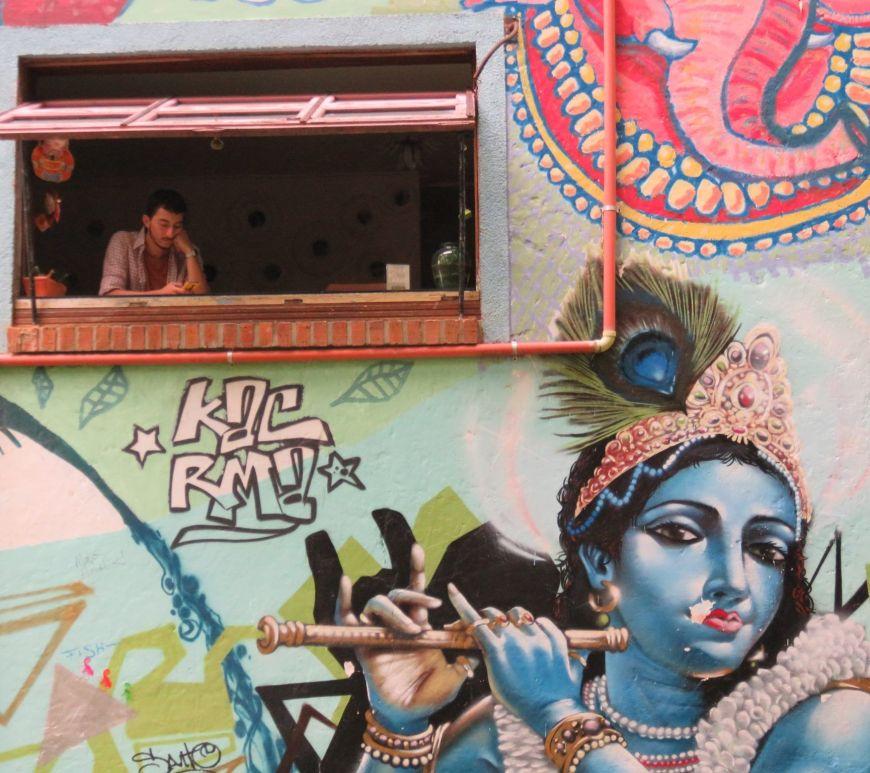 Medellín Arte en la calle