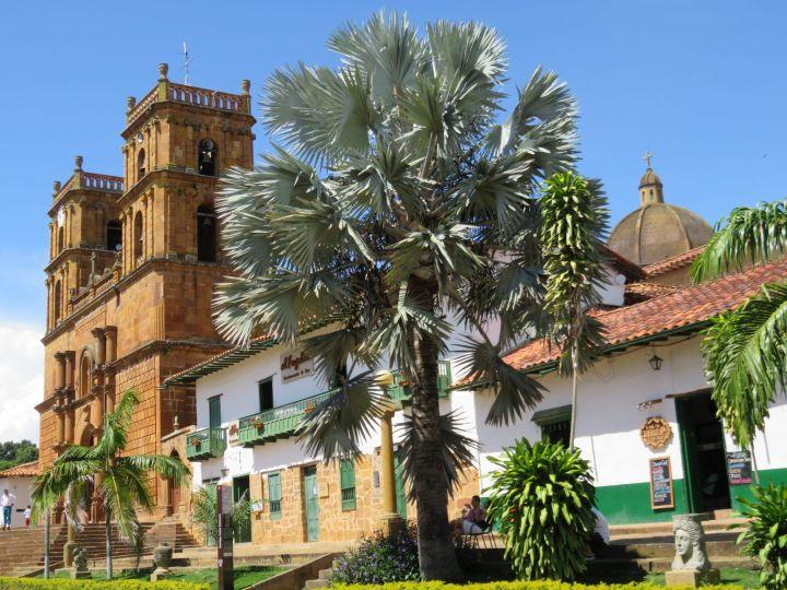 Barichara Pueblo Patrimonio de Colombia