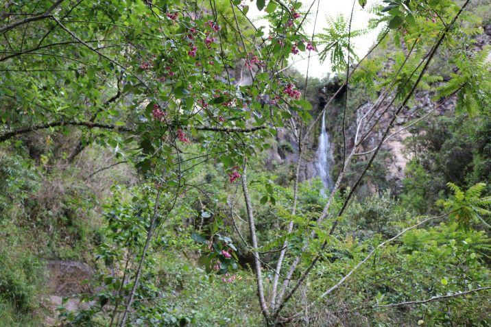Cascada de Jisi Kaka