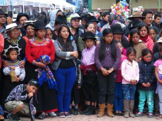 Fiestas de Saraguro