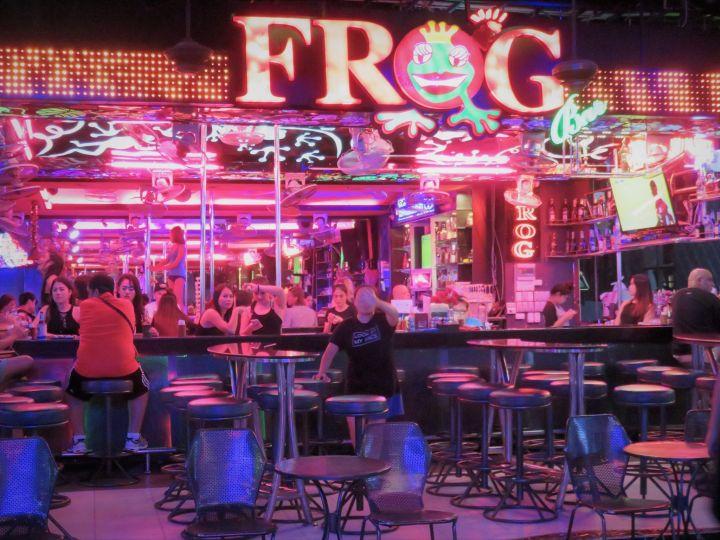 Bar en Walking Street