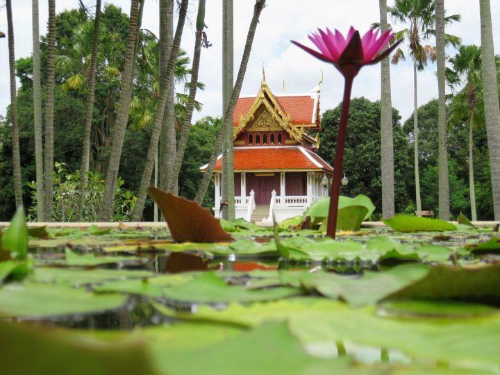 Monasterio budista, Pattaya