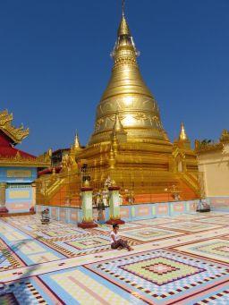 Pagoda Soonoo Ponya Shin, Mandalay