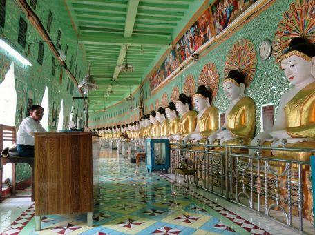 Templo Uminthonese, Mandalay