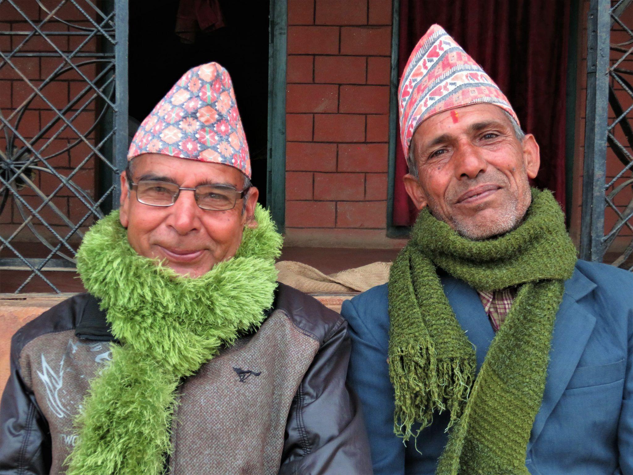 Retrato, Panchamul, Nepal