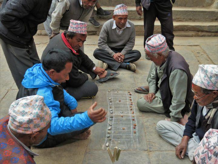 Juego, Bhaktapur, Nepal