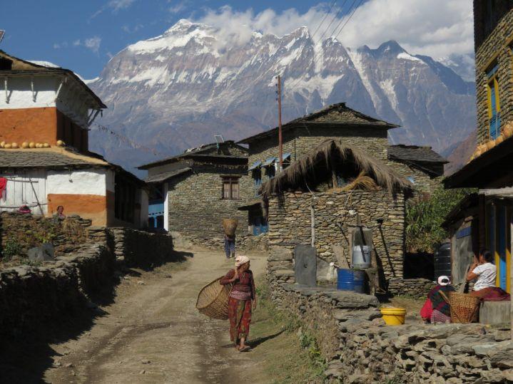Dharapani, Nepal