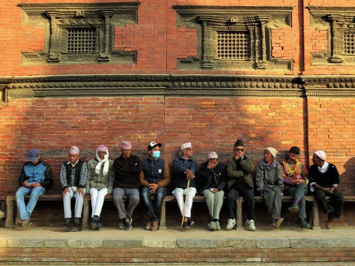 Plaza Durban Square, Patan/Lalitpur, Nepal