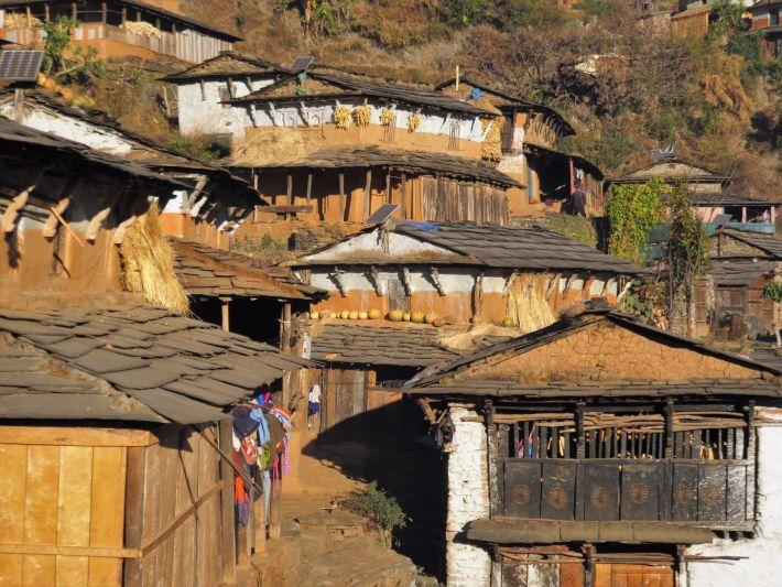 Calle de Mudi, Nepal