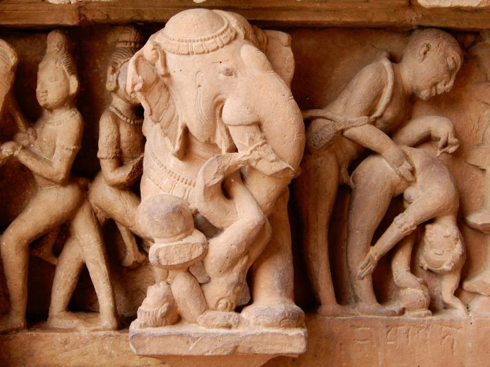 Lakshmana Temple, Western Group, Khajuraho, India