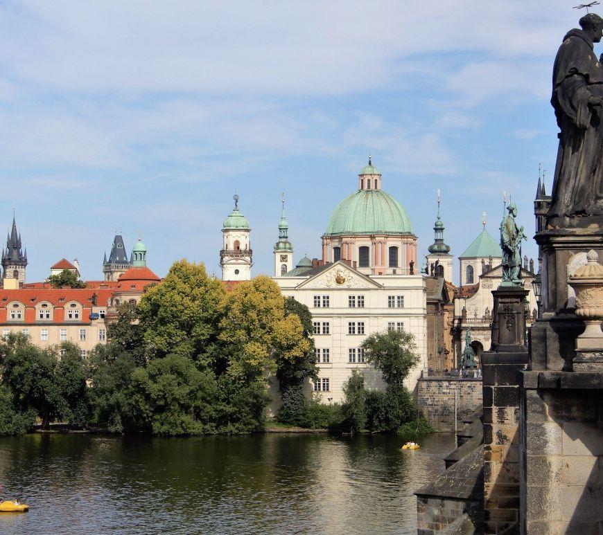 Puente de Carlos IV, Praga, República Checa